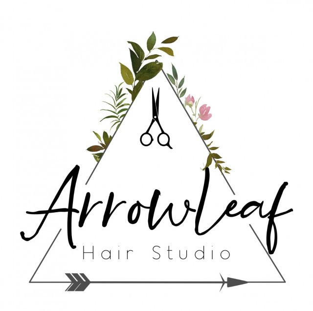 Arrowleaf Hair Studio Logo